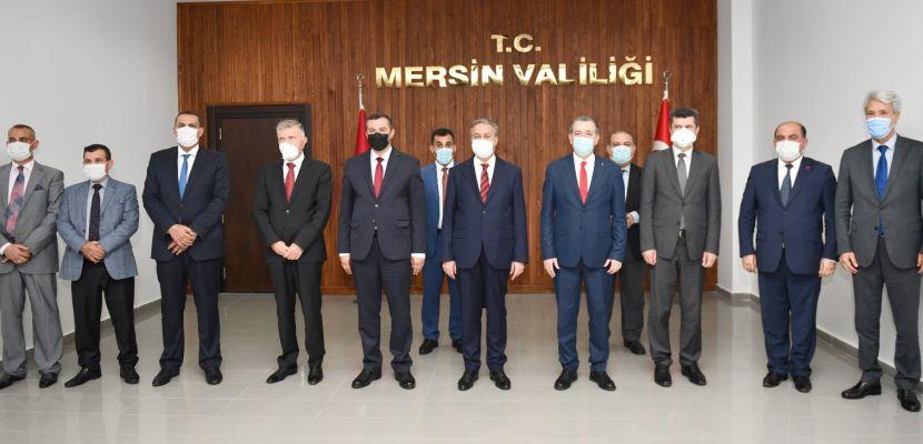 Türkiye – Irak Yatırım ve Ticaret Zirvesi