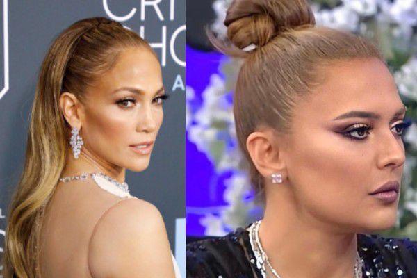 Demet Akalın'dan Jennifer Lopez'e ünlülerin tercihi ameliyatsız güzellik