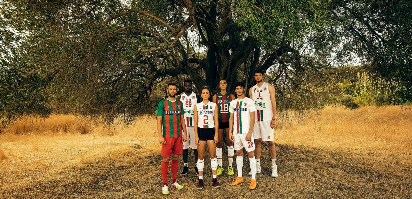 Karşıyaka Spor Kulübü#AdıÜstündeKarşıyakalı Sloganıyla Yeni Sezona Hazır
