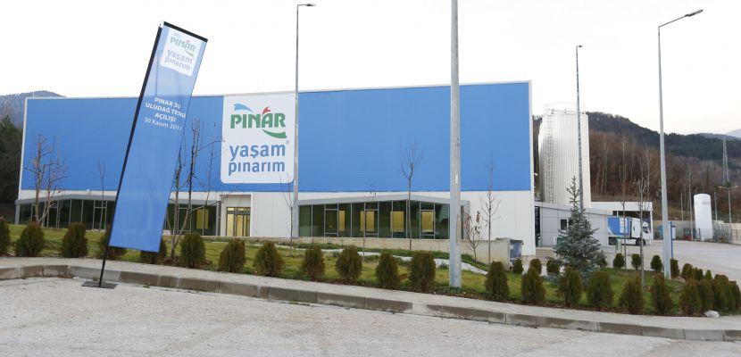 """Pınar Su ve İçecek, TSE """"Covid-19 Güvenli Üretim Belgesi""""ni aldı"""