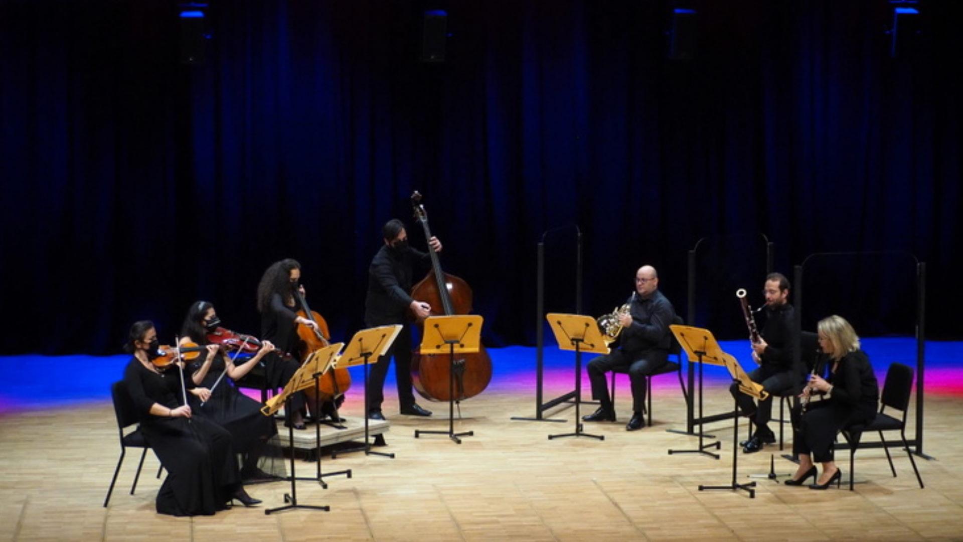 Beethoven'in 250. doğum yılı konserleri CRR'de devam ediyor.
