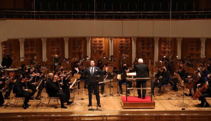 Murat Karahan'dan yeni yıl konseri