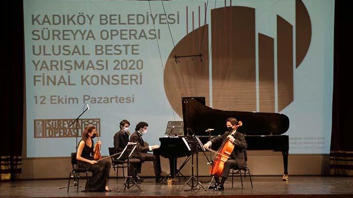 Süreyya Operası ulusal beste yarışmasının startı verildi