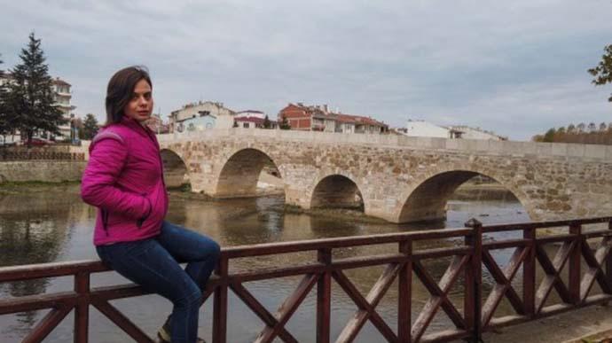 Milliyet Seyahat Yazarı' Tuğçe Şen Baş tam bir seyahat tutkunu olduğunu ifade etti