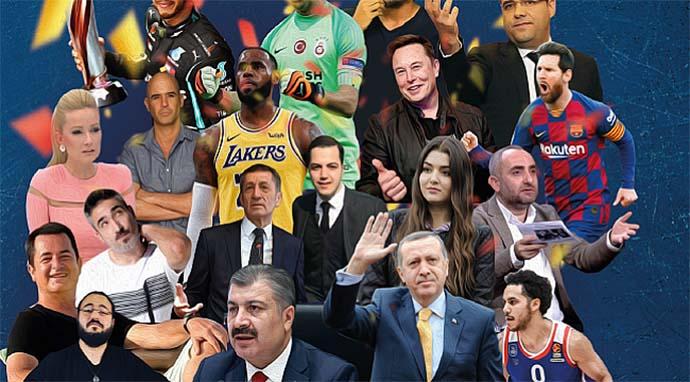 2020 yılında TV dünyasında en çok neler konuşuldu?