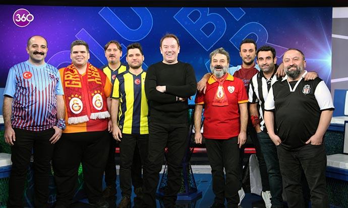 360'tan Ezber Bozan Futbol Programı!