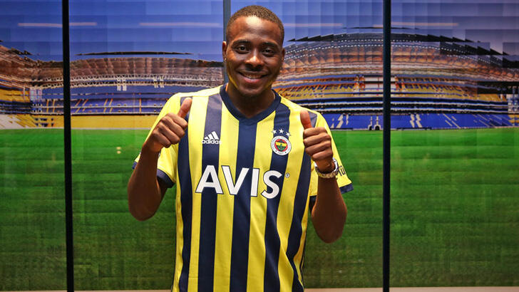Fenerbahçe, Bright Osayi-Samuel'i 4.5 yıllığına kadrosuna kattığını açıkladı.