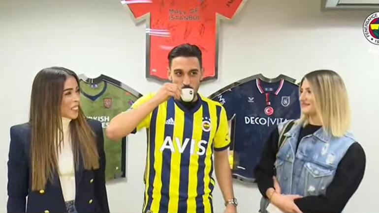 İrfan Can Kahveci Fenerbahçe'de