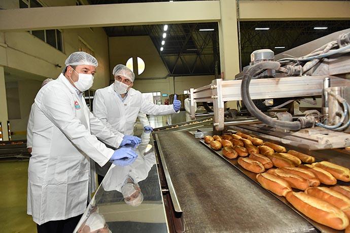 Maltepe Belediyesi 18 mahallede ücretsiz ekmek dağıtacak