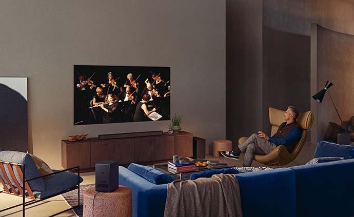 Samsung, 2021'i Neo QLED, MICRO LED ve Lifestyle TV ürün serileriyle açıyor!