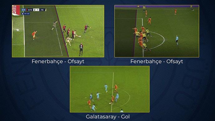 Fenerbahçe'den VAR açıklaması geldi