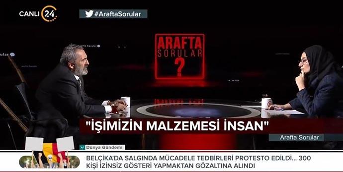 Yavuz Bingöl: Cumhurbaşkanı sözde değil milletin sözündedir, kör olanın gözündedir