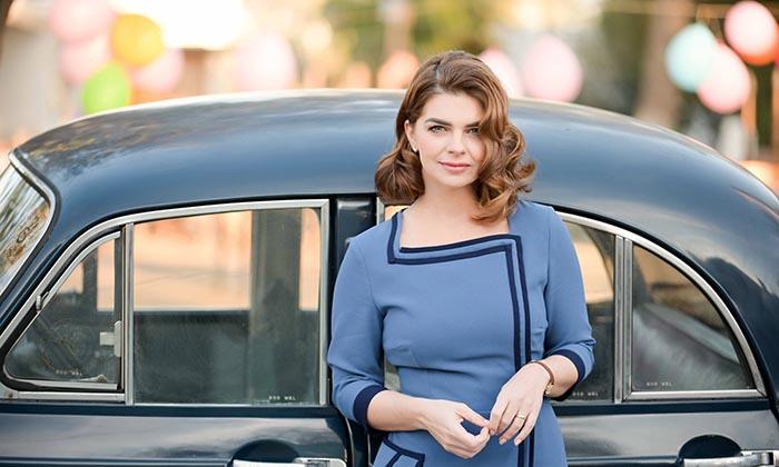"""Pelin Karahan """"Bir Zamanlar Kıbrıs"""" dizisinde canlandıracağı 'İnci'  karakterini anlattı"""