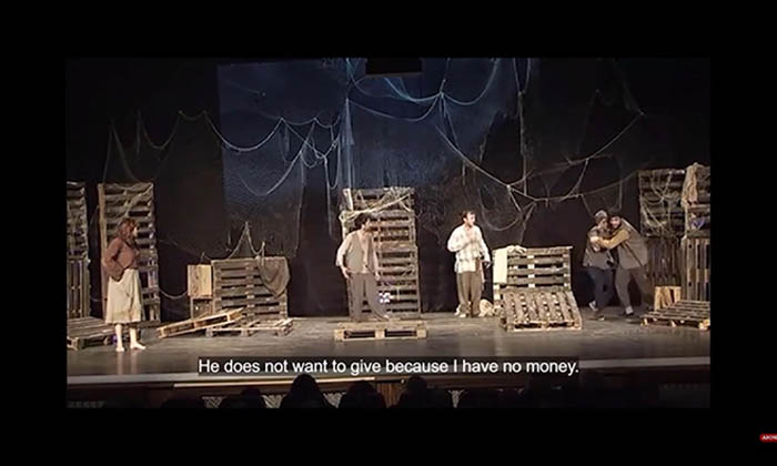 Azerbaycan'dan Berlin'e insan öyküleri sahneleniyor