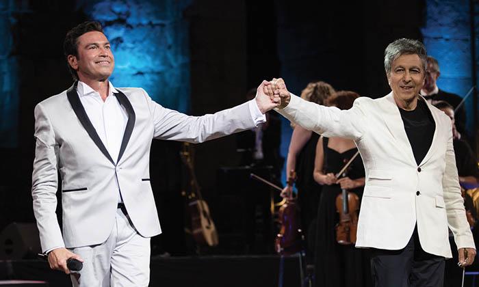 Yunanistan'ın ünlü tenoru Mario Frangoulis'in 21'inci albümü çıktı.