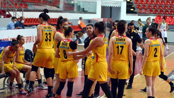 Yeni Sezonda Bellona Kayseri Basketbol'un Fikstürü Belli Oldu