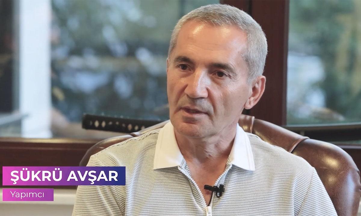 """Şükrü Avşar """"Türk sinema sektörü zor durumda"""